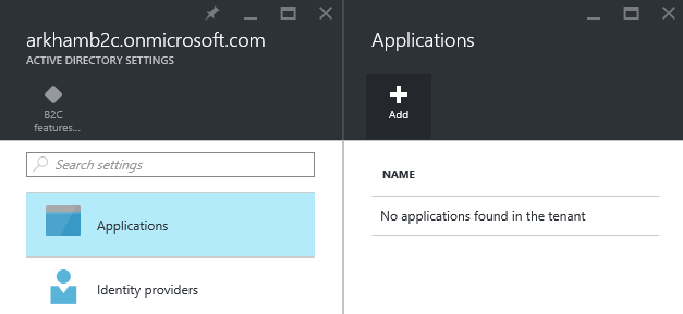 B2C VideoPortal - Azure Active Directory | Guide and Walkthrough