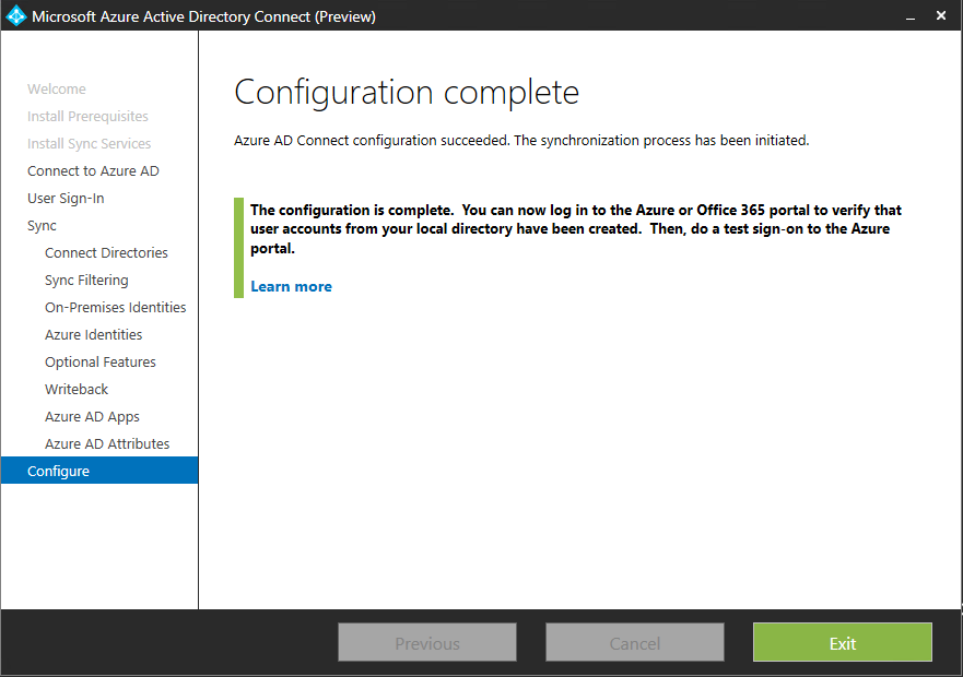 AAD Connect - Azure Active Directory | Guide and Walkthrough