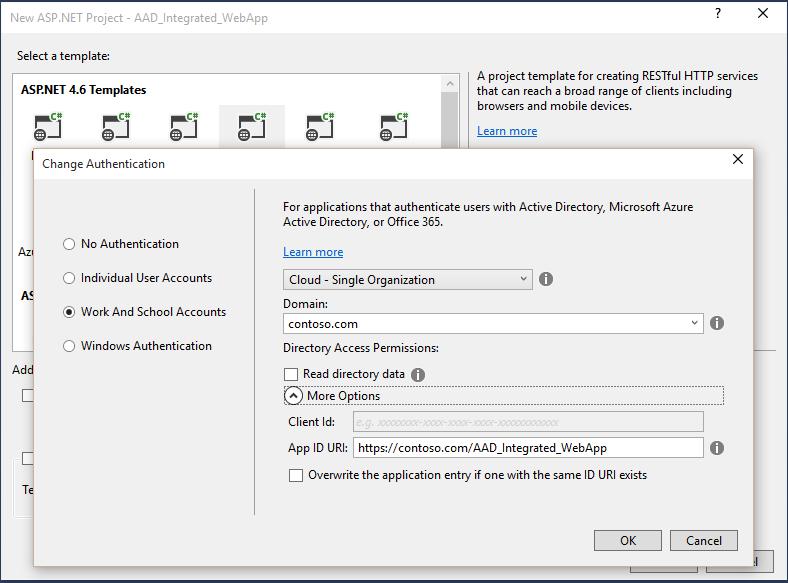 Register Web App - Azure Active Directory   Guide and Walkthrough