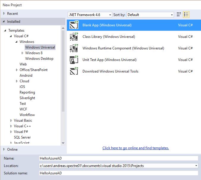HelloAzureAD - Azure Active Directory | Guide and Walkthrough